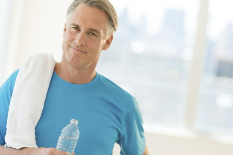 Показываю упражнение которым я улучшил зрение, работу печени и желудка, укрепил коленный сустав