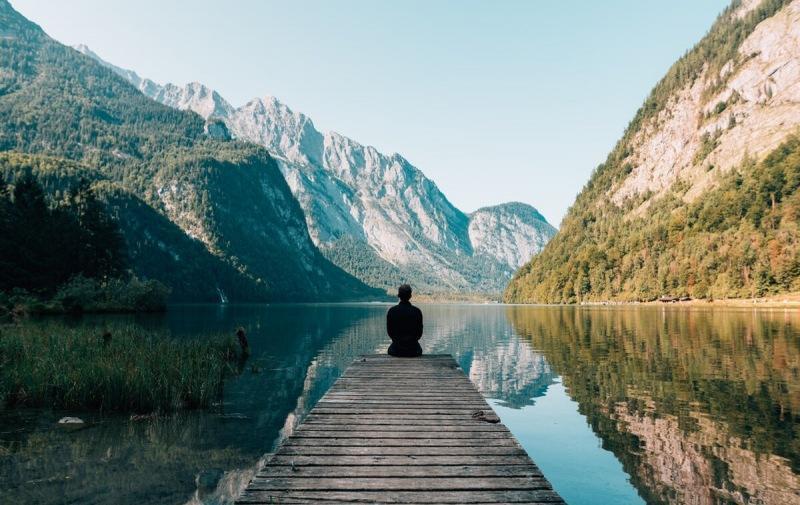 Простая техника медитации, которая за 3 минуты поможет успокоиться и расслабиться. Делюсь техникой