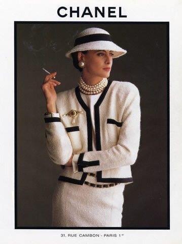 Рукодельницам- новые работы Chanel, как идеи для вашего творчества