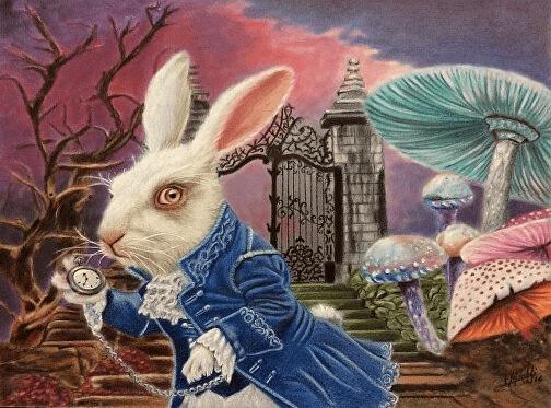"""""""Синдром Алисы в стране чудес"""", история создания легендарной книги"""