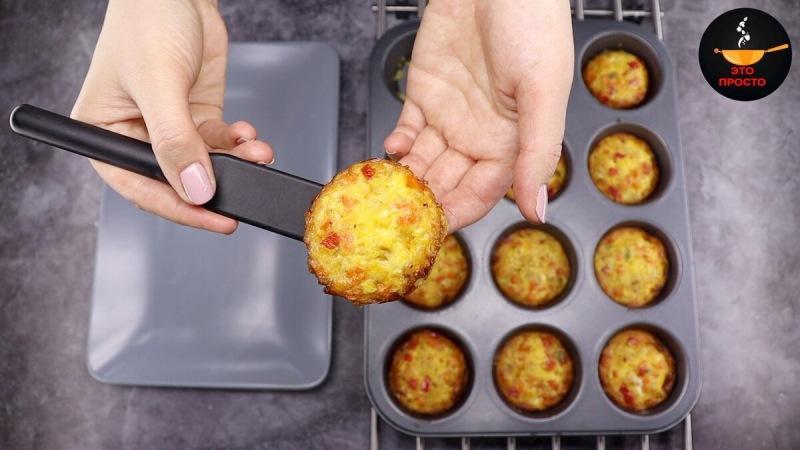 Теперь обычный омлет я не готовлю: делюсь новым методом приготовления яичницы