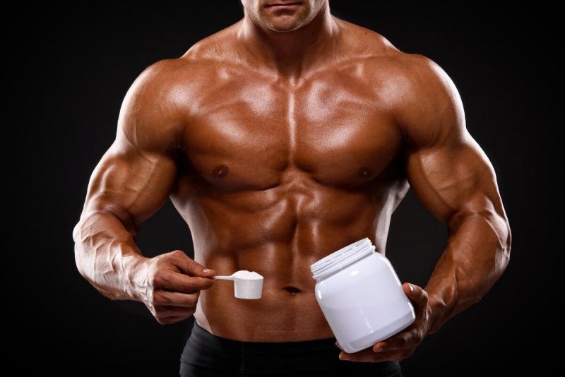 Зачем спортсменам креатин? Рассказываю о лучшей спортивной добавке, которая изменит ваше тело до неузнаваемости