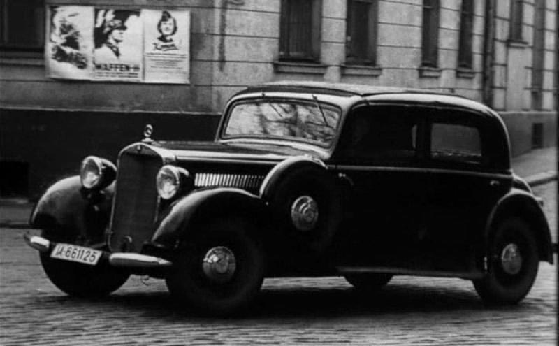 """Фильм """"Семнадцать мгновений весны"""": факты и фотопробы."""