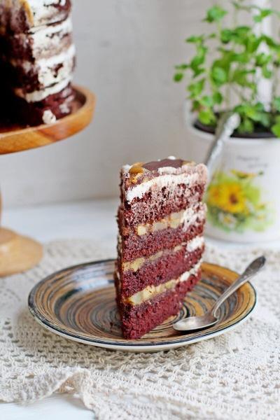 Голый торт. Мой первый опыт