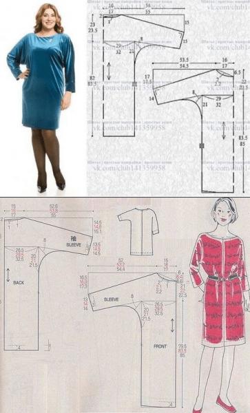 Летний гардероб своими руками: простые модели, простые выкройки