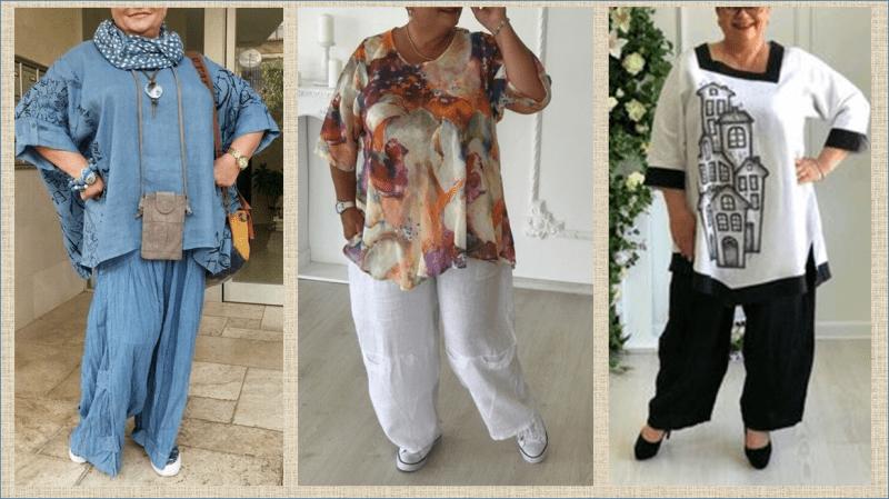 Штаны в стиле бохо - чем же они хороши - модели и выкройки - в копилки мастериц