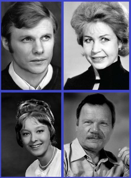 Тест из 11 вопросов: Угадайте советского актера или актрису по 3 фильмам, в которых они снимались