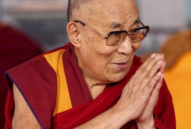 Цитата Далай-ламы о том, почему стоит довольствоваться тем, что у вас есть