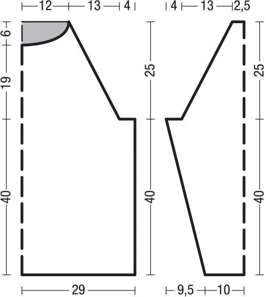 Подборка легких джемперов спицами. Легкие джемперы спицами, схемы и описание. Женские джемперы.