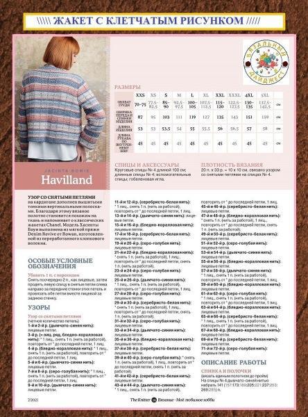 СОВРЕМЕННЫЙ ЖАККАРД, ДЕЛИКАТНАЯ АЖУРНАЯ РАБОТА, ОРИГИНАЛЬНАЯ АРАНА И ПЕТЛИ СНЯТЫ! Обзор микса из журналов The Knitter.