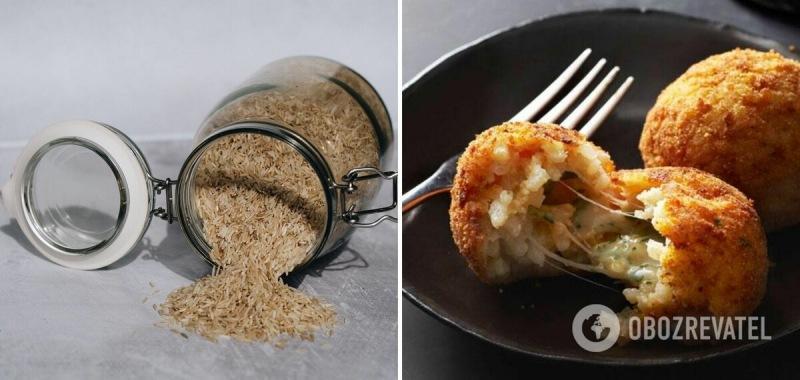 Что приготовить из риса, если каша надоела – 2 необычных блюда