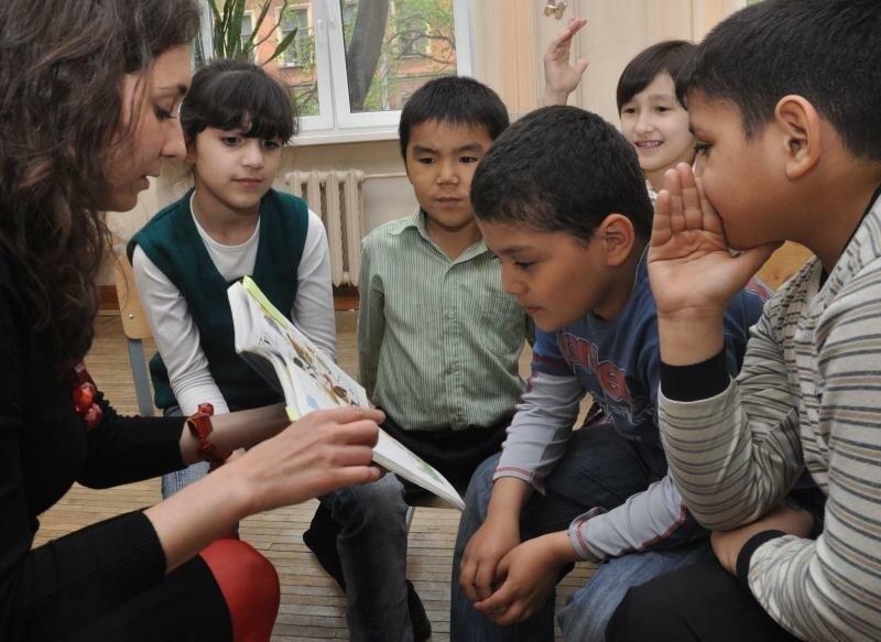 Дети-мигранты в школах России