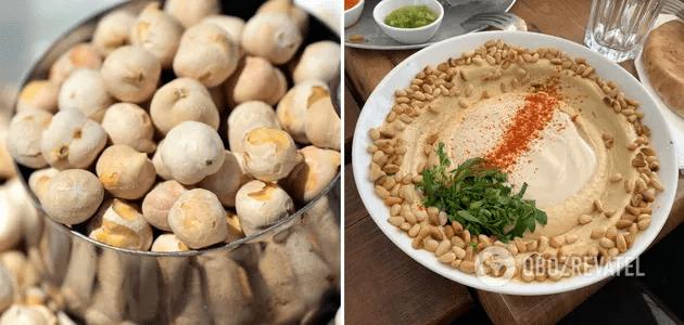 Кто придумал хумус и с чем его правильно есть
