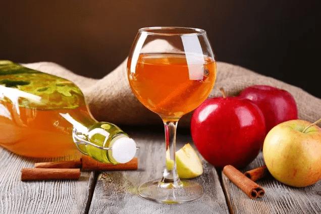 Наливка яблочно-медовая