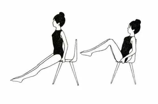Сделать пресс сидя на стуле - довольно просто с одним упражнением. И в этой статье мы его обсудим