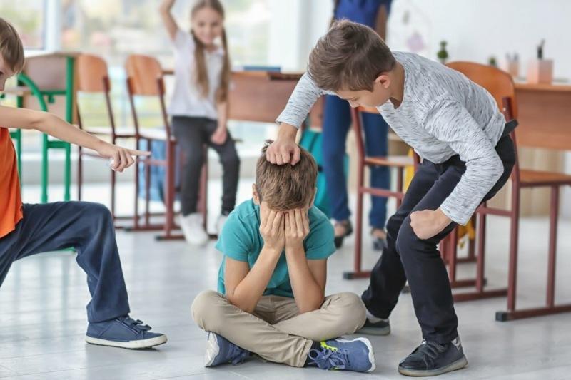 Школа - агрессивная среда для тех, над кем раньше издевались в школе