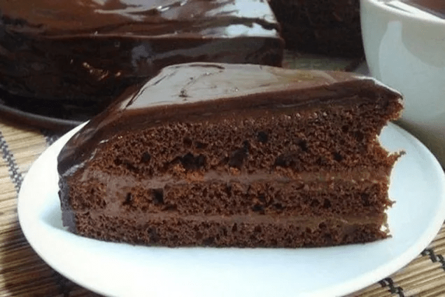 Шоколадное печенье в мультиварке