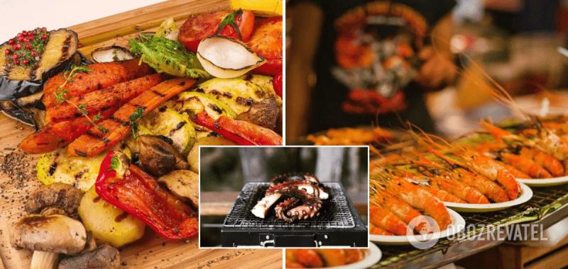ТОП-3 самых вкусных осенних блюд на гриле