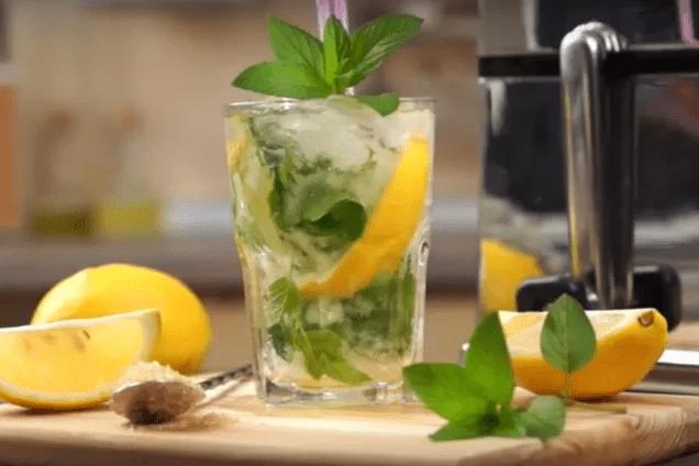 """Мохито с лимоном и """"Спрайтом"""""""
