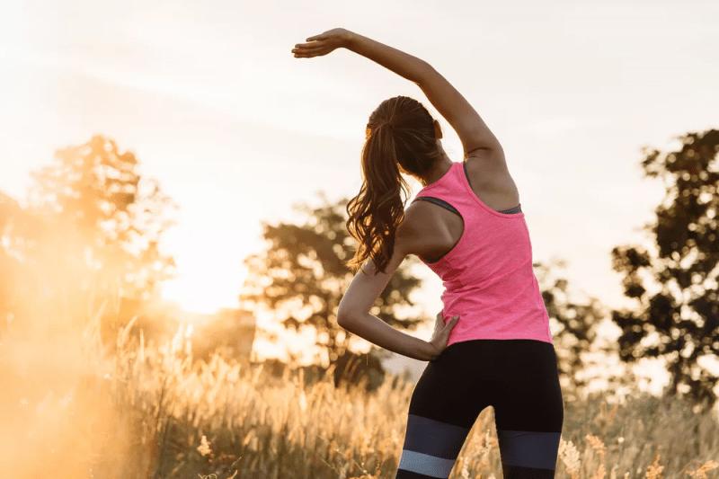 Мои обязательные утренние упражнения - чем могу поделиться, чтобы утро проходило намного лучше, а здоровье повышалось