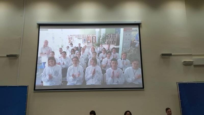 Учителя-эксперты собрались на первое очное заседание ВЭПС